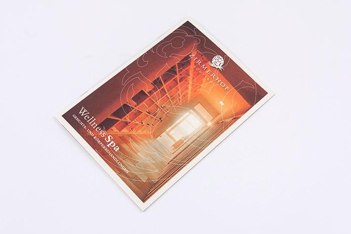 12 seitige Broschüre