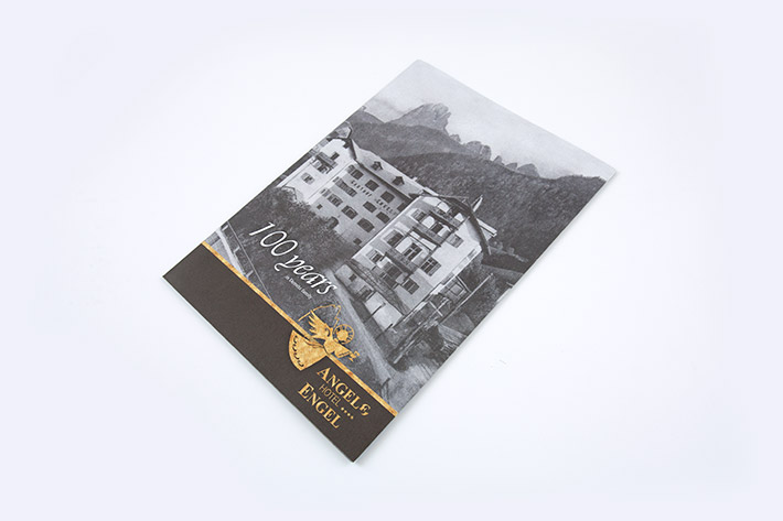 Broschüre Hotel Angelo Engel