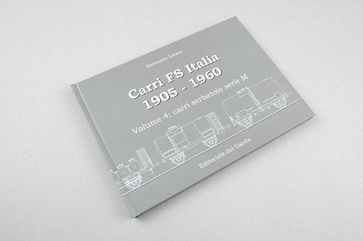 Buch Nr. 4 aus der Serie Carri