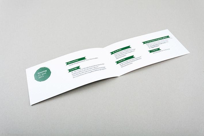 Innenseite Einladungskarte