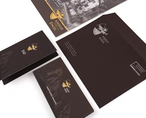 Corporate Design mit einheitlichen Erscheinungsbild