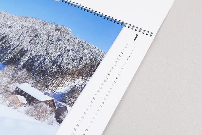 Kalender VG Bahn