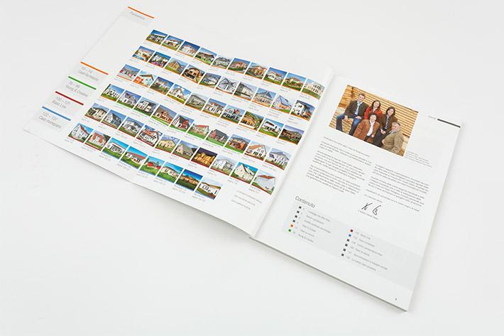 Katalog im Format A4