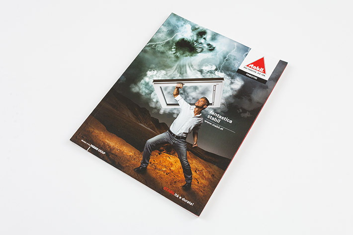 "Katalog ""Stabil"" im Format 21,5 x 28 cm"