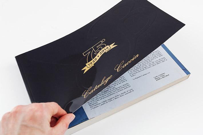 Katalog Bignami im Format 29,7 x 21 cm.
