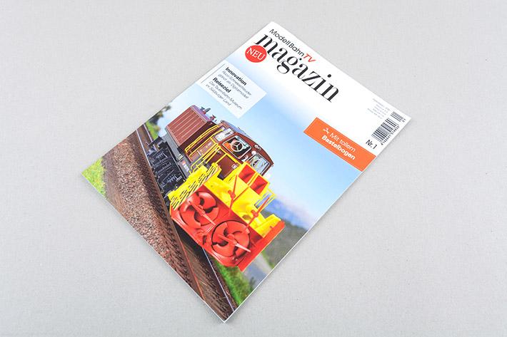 Modellbahn Magazin Umschlag