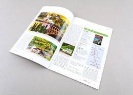Innenseite Modellbahn Magazin