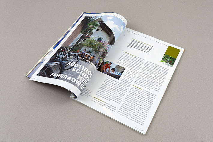 Magazin Innenseite