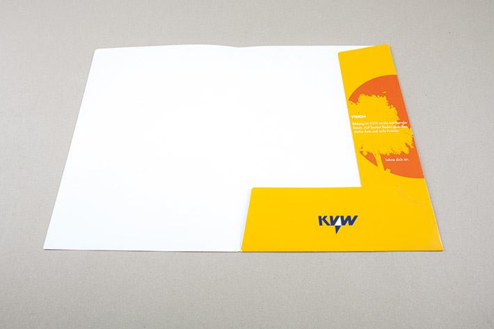 KVW Mappe