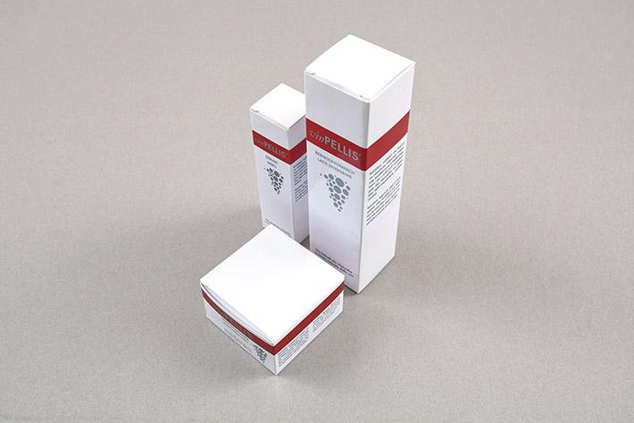Einheitliches Erscheinungsbild für unterschiedliche Verpackungen