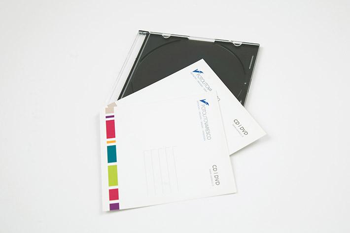 CD-Hülle Deckblatt im Format